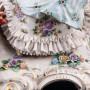 Фарфоровая статуэтка Большая пасторальная пара, Sitzendorf, Германия, пер. пол. 20 в.